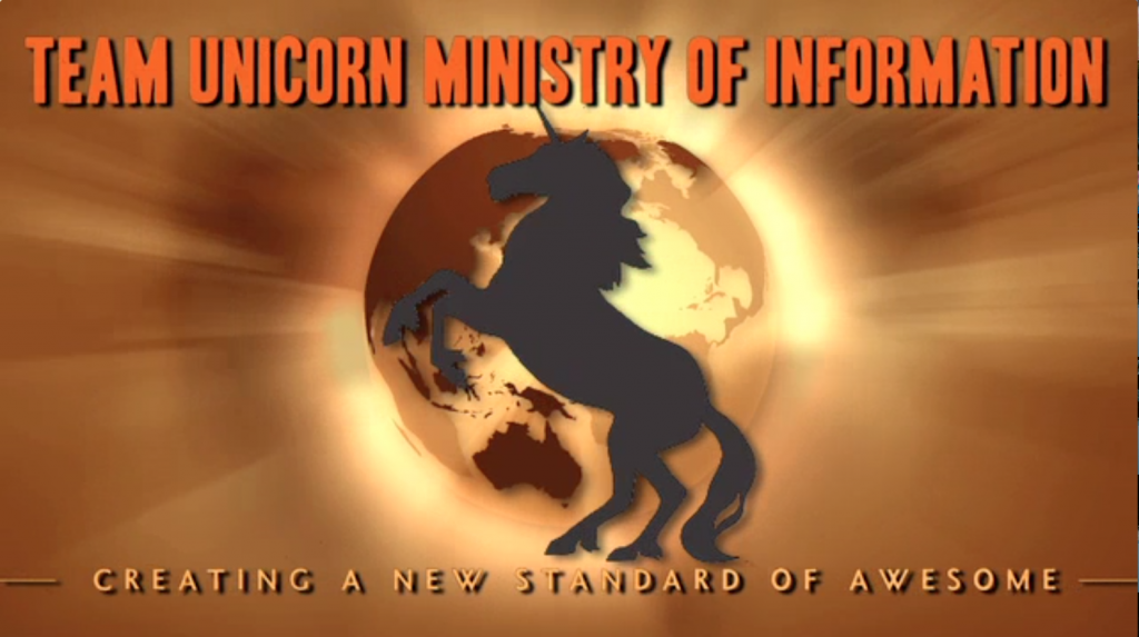 Unicorn Ministry of Information